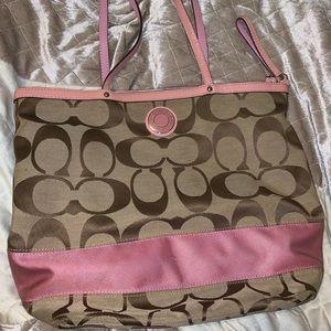 BIG COACH BAG